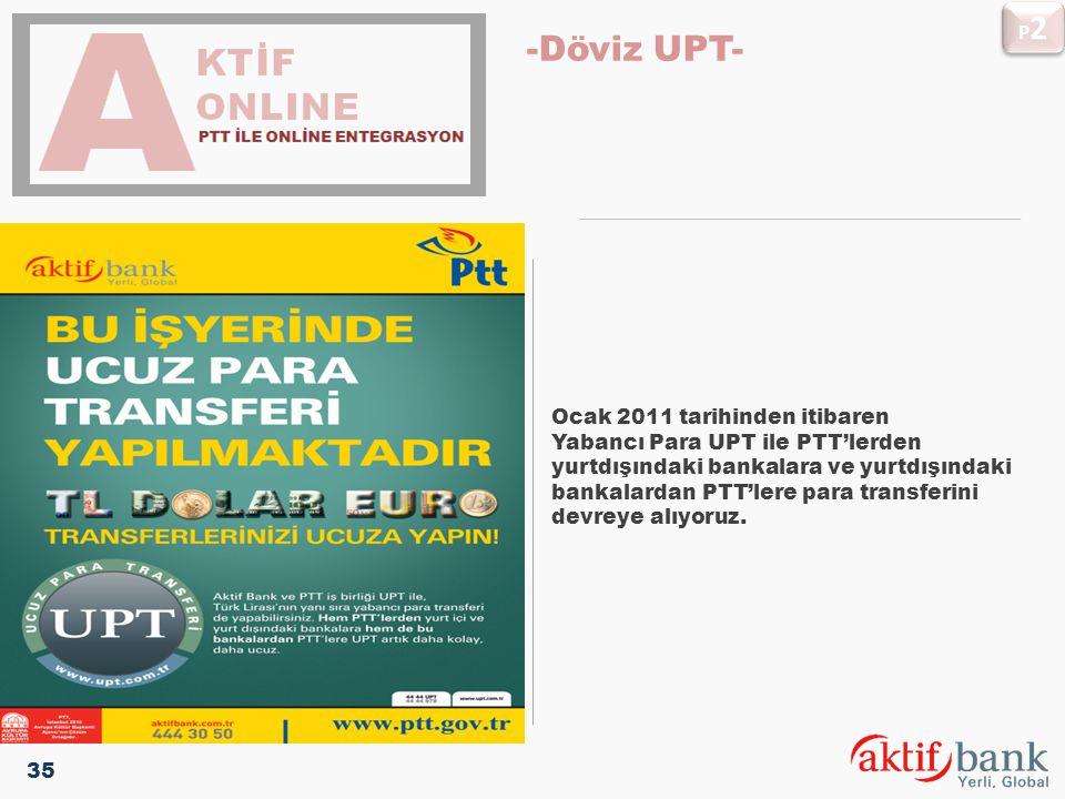 -Döviz UPT- pLATFORMLARIMIZ P2