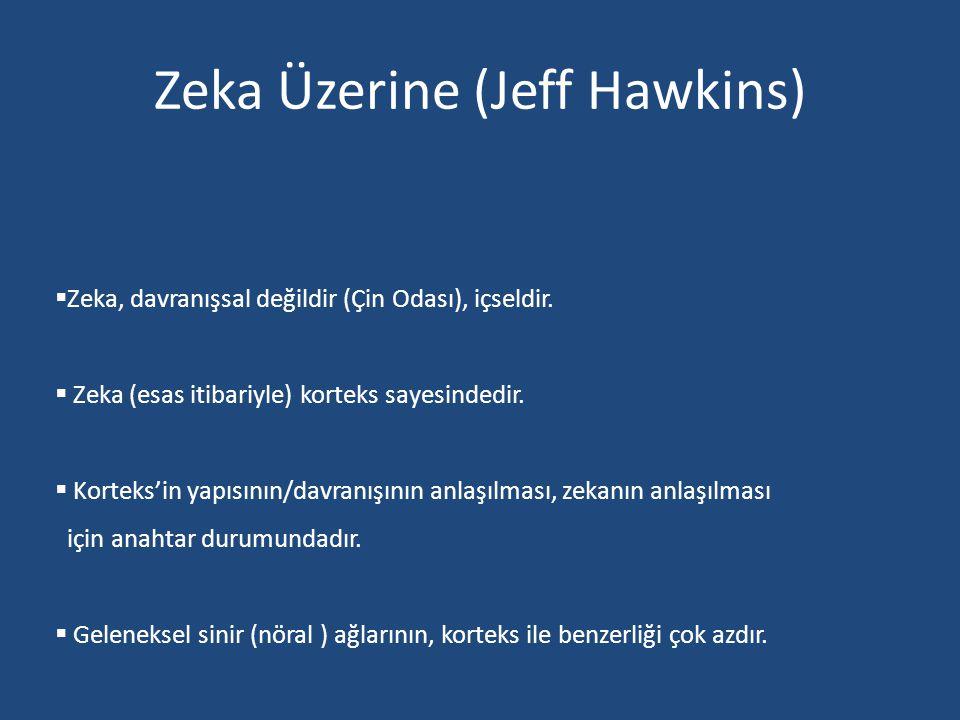 Zeka Üzerine (Jeff Hawkins)