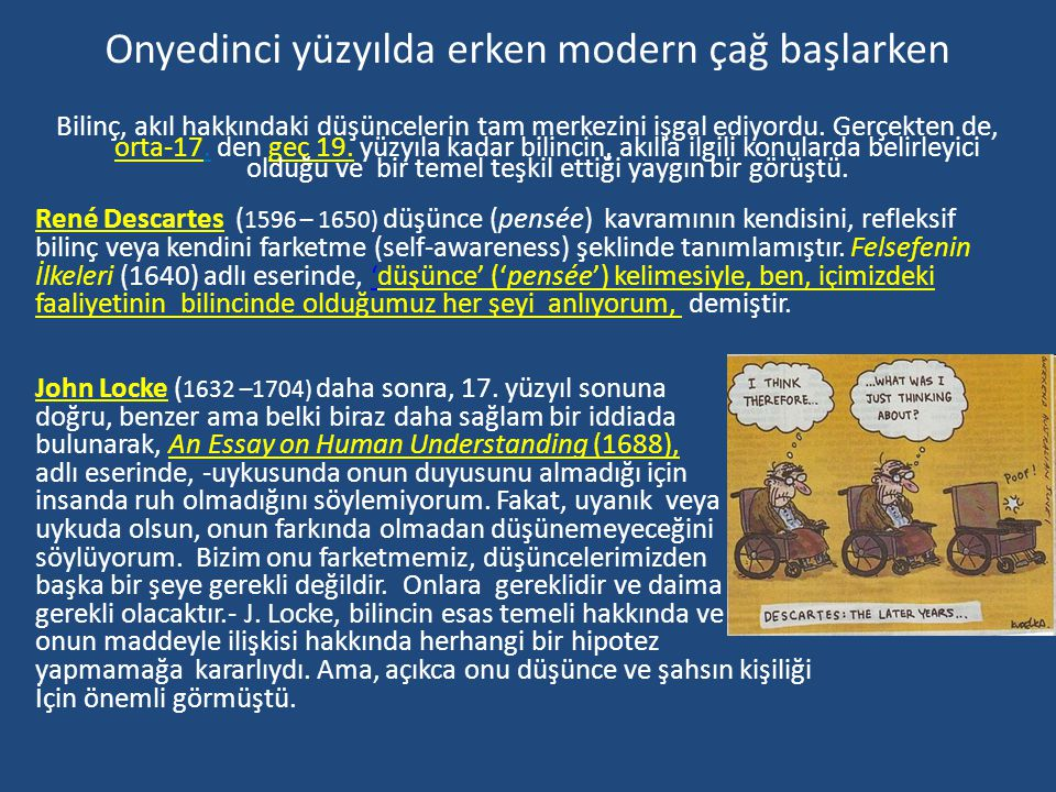 Onyedinci yüzyılda erken modern çağ başlarken
