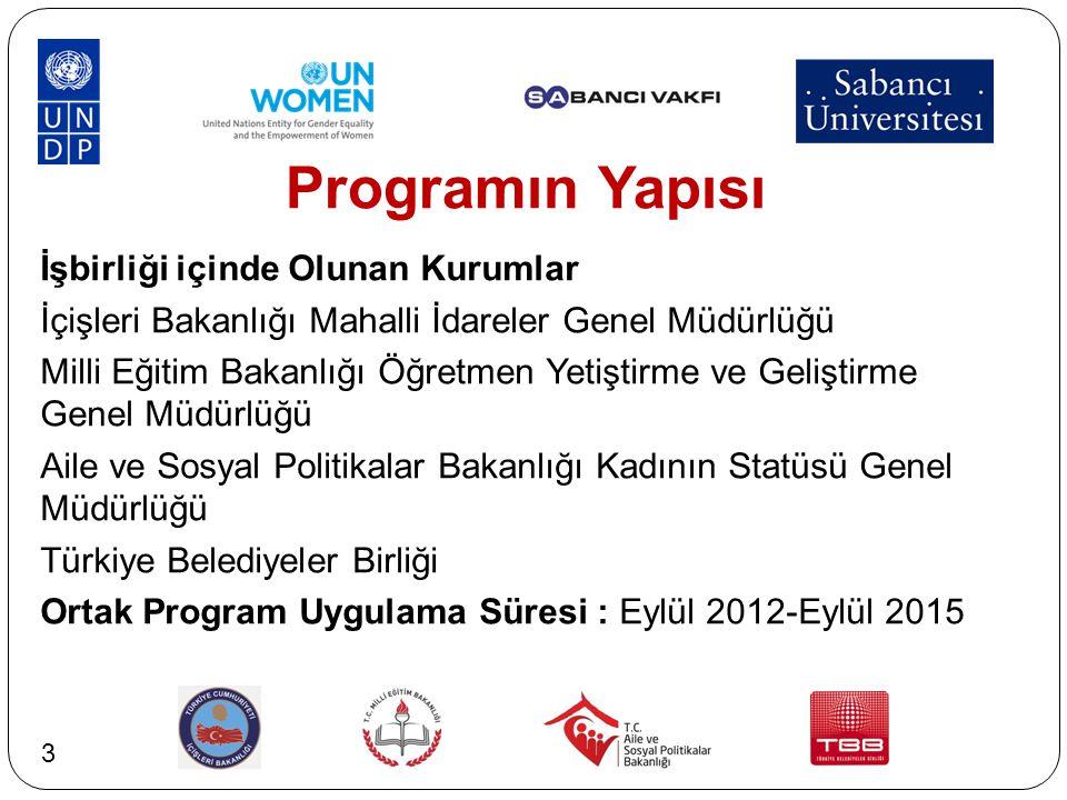 Programın Yapısı
