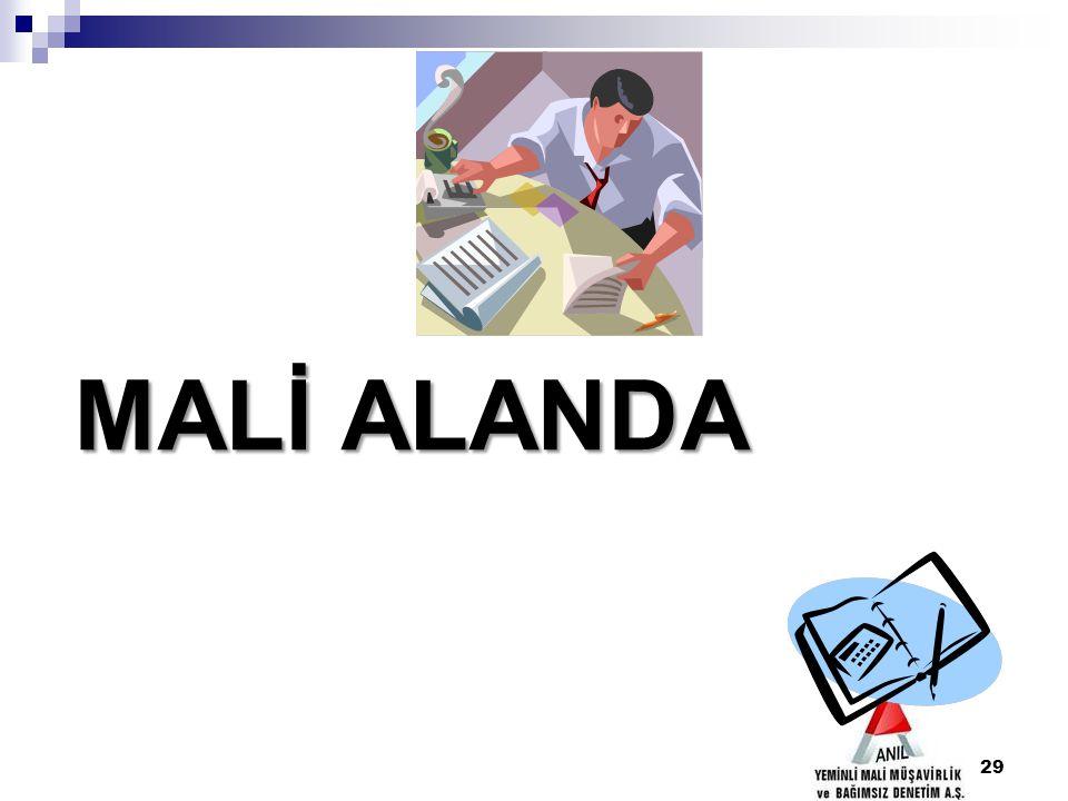 MALİ ALANDA