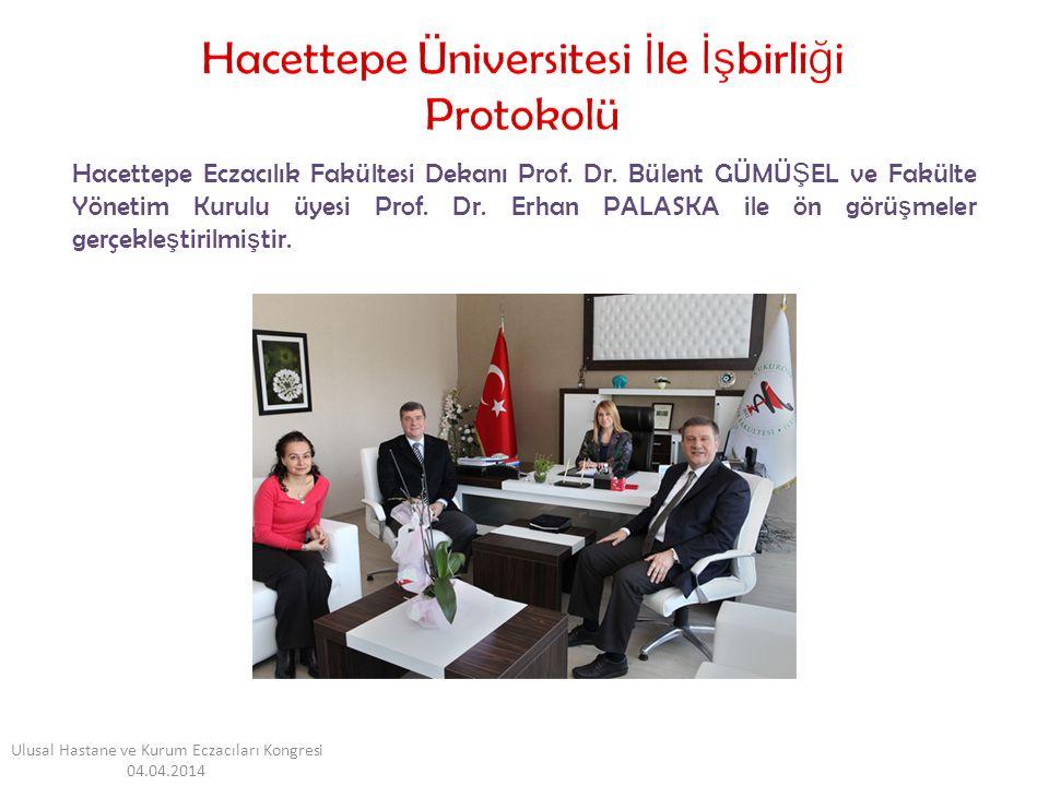 Hacettepe Üniversitesi İle İşbirliği Protokolü