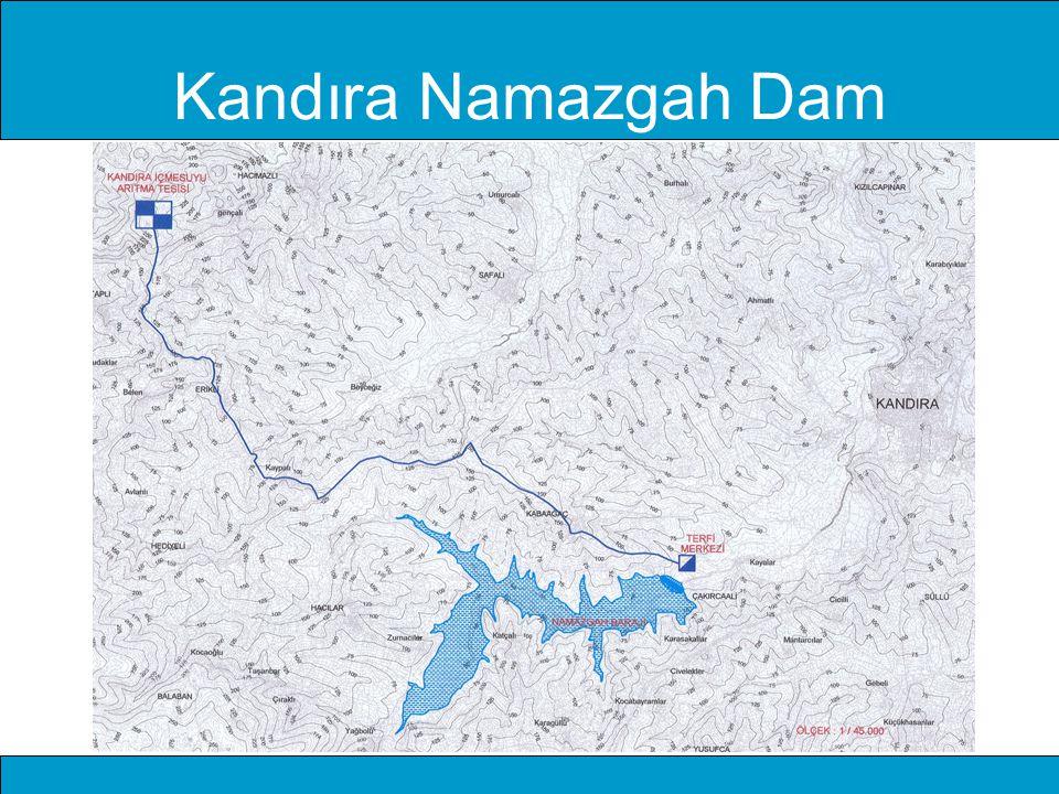 Kandıra Namazgah Dam