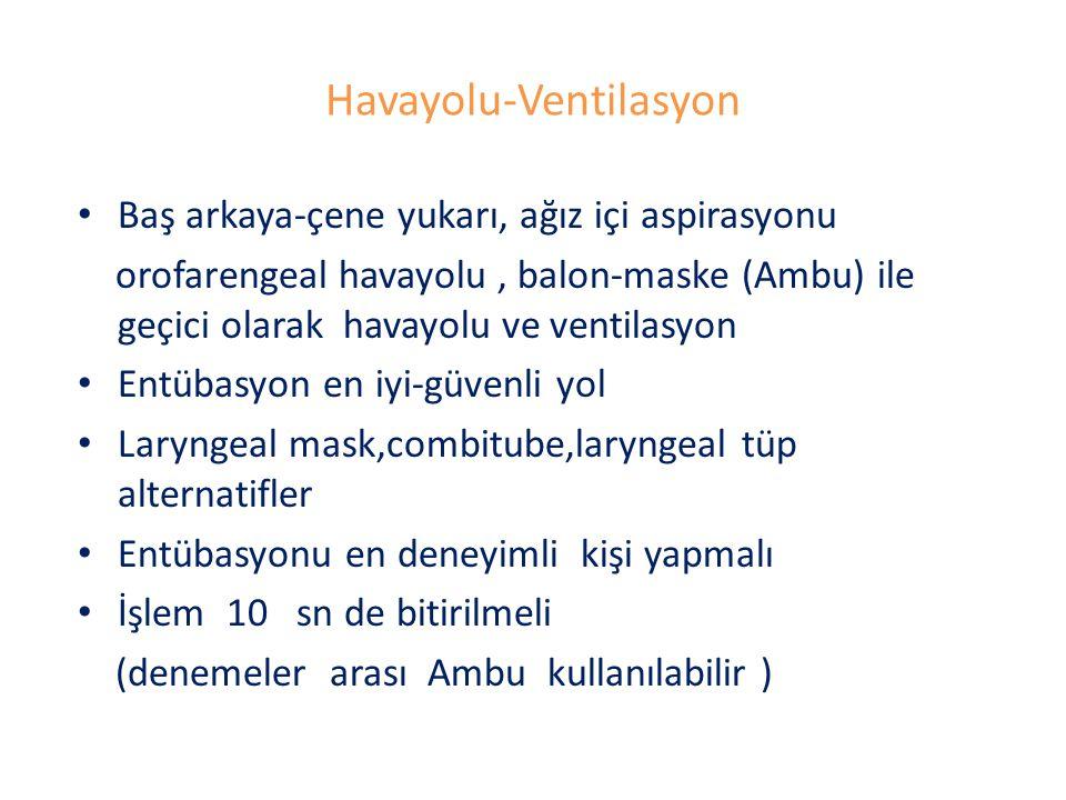 Havayolu-Ventilasyon