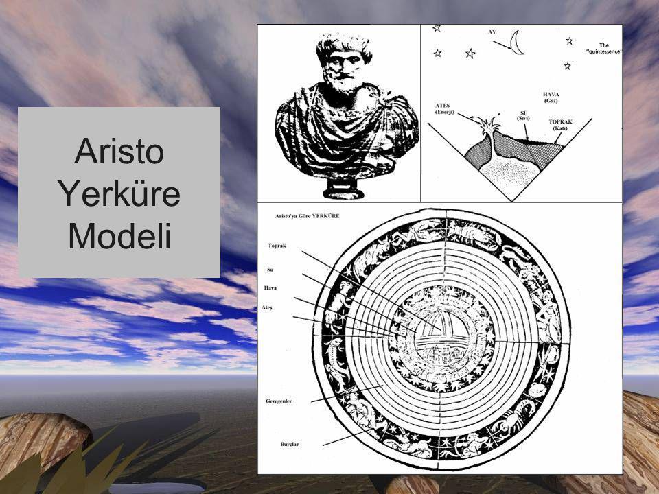 Aristo Yerküre Modeli