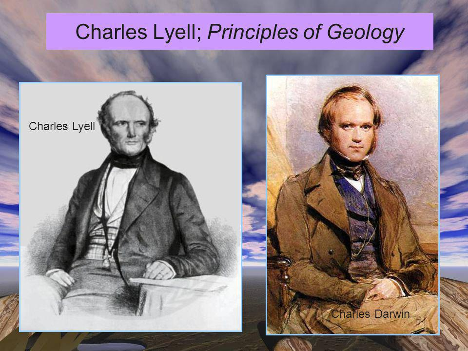 Charles Lyell; Principles of Geology