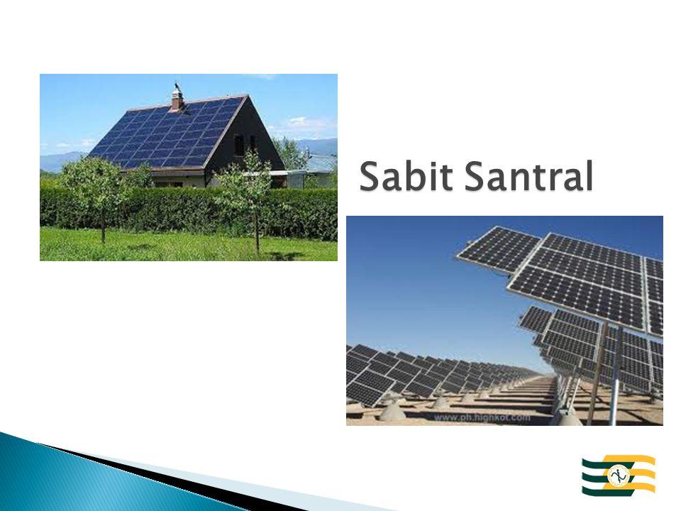 Sabit Santral
