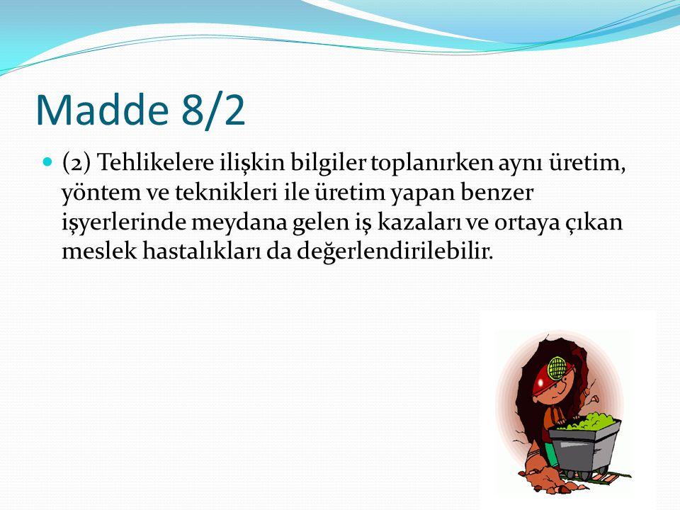 Madde 8/2