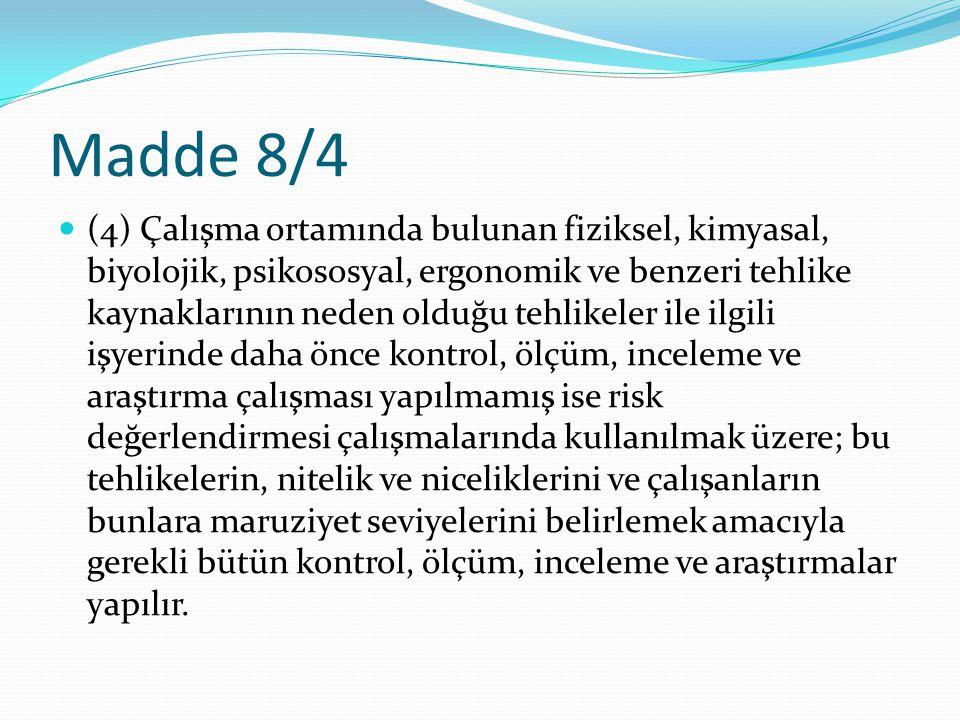 Madde 8/4