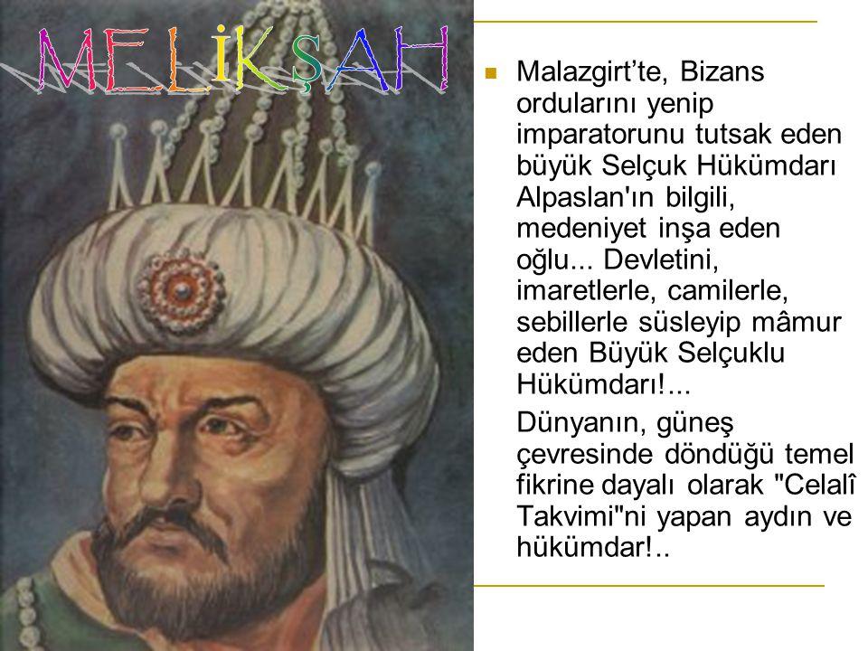 MELİKŞAH