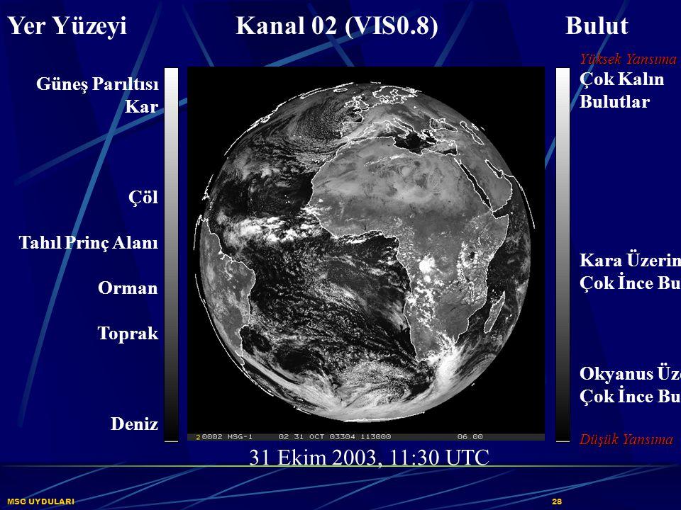 Yer Yüzeyi Kanal 02 (VIS0.8) Bulut