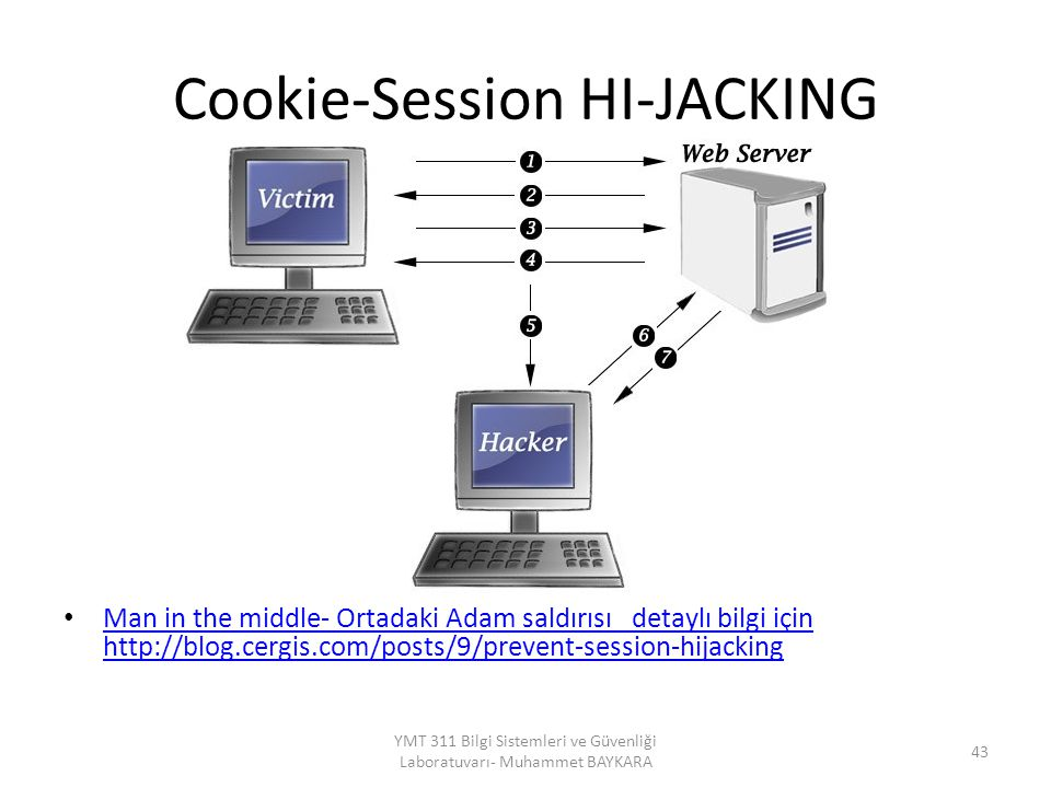 Cookie-Session HI-JACKING