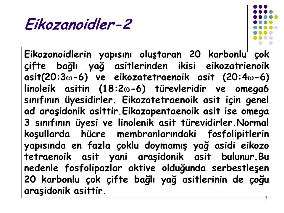 Eikozanoidler-2