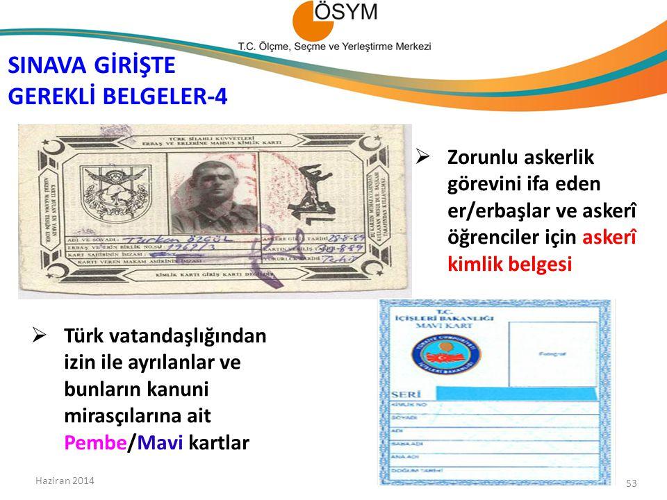SINAVA GİRİŞTE GEREKLİ BELGELER-4