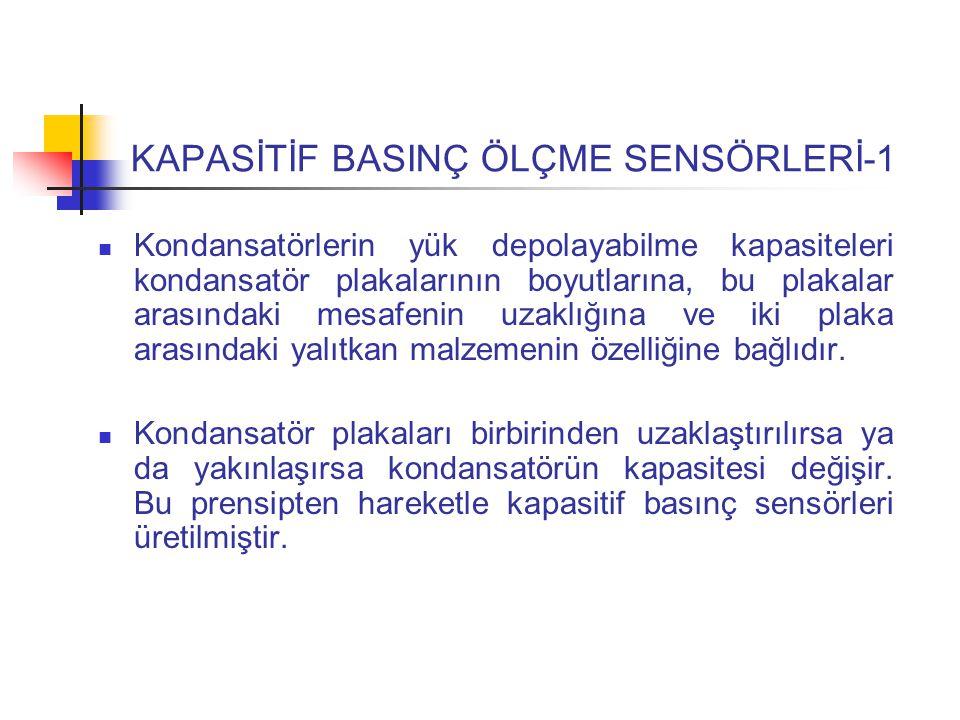 KAPASİTİF BASINÇ ÖLÇME SENSÖRLERİ-1