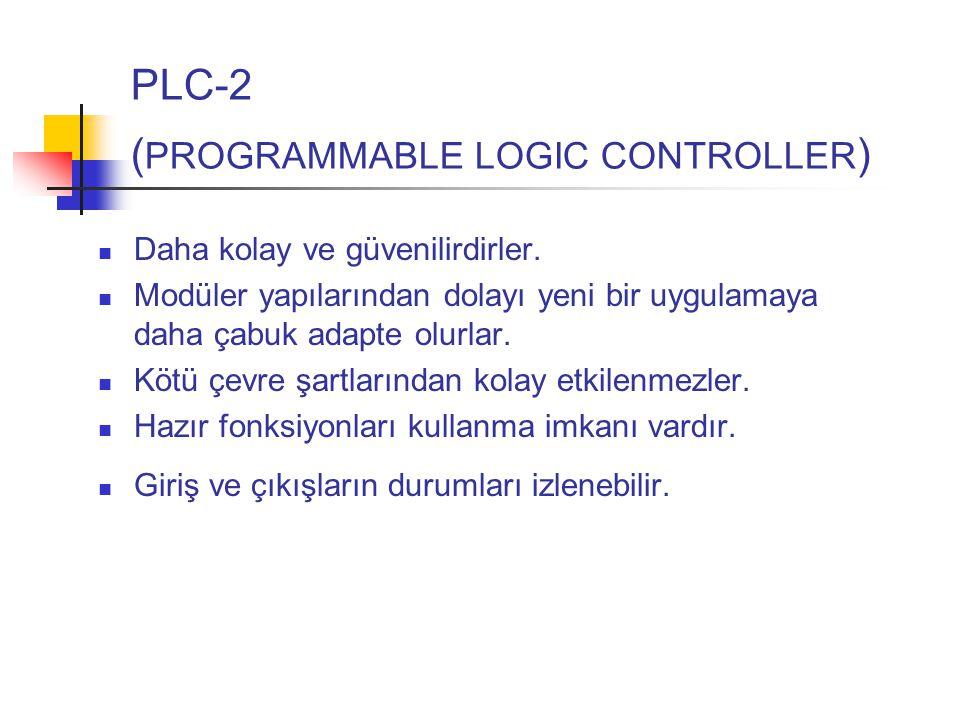 PLC-2 (PROGRAMMABLE LOGIC CONTROLLER)
