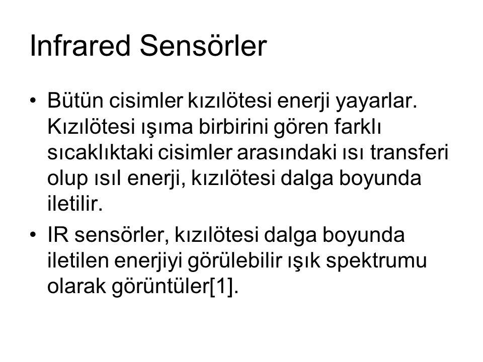 Infrared Sensörler