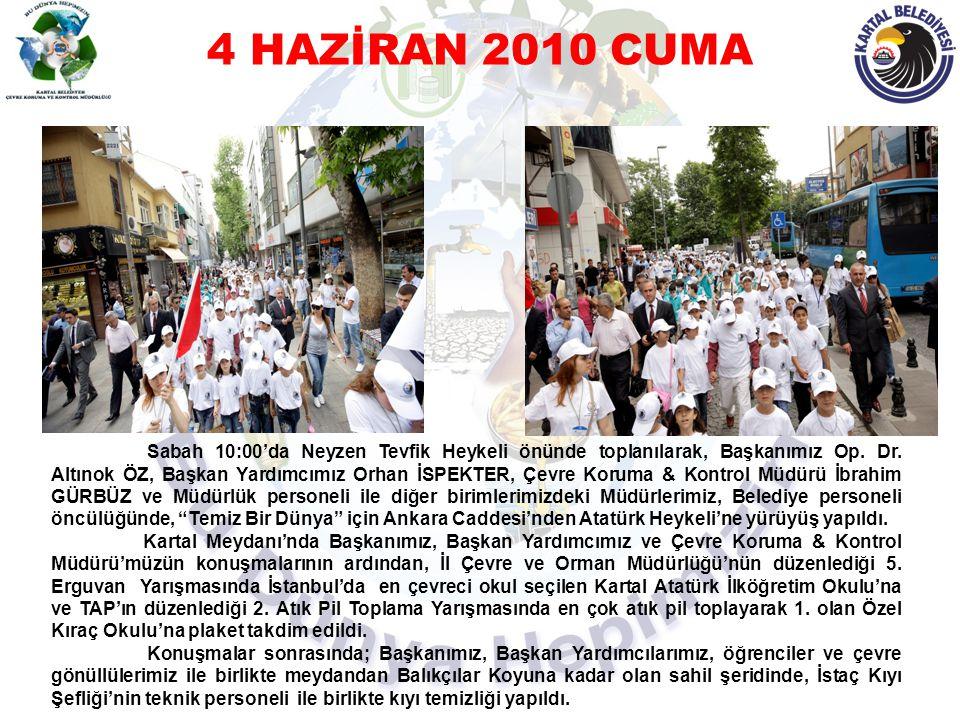 4 HAZİRAN 2010 CUMA