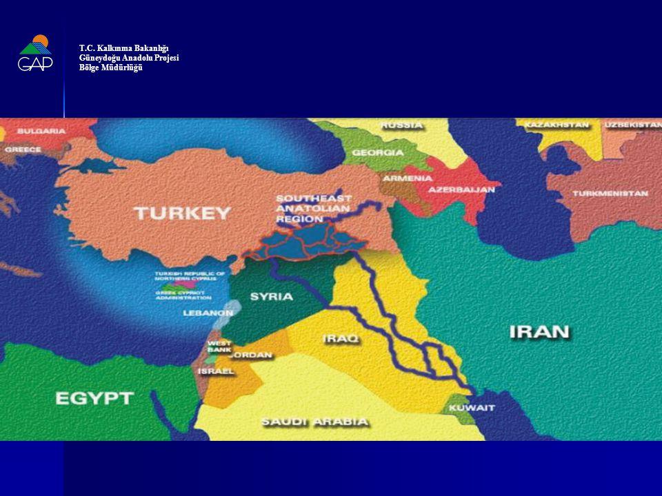 T.C. Kalkınma Bakanlığı Güneydoğu Anadolu Projesi. Bölge Müdürlüğü.