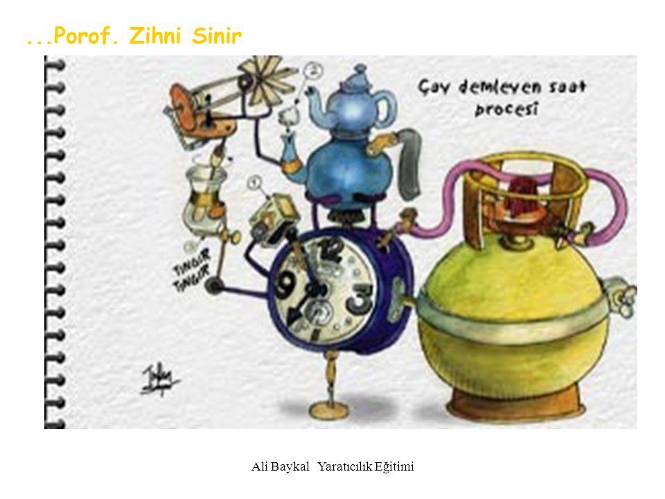 Ali Baykal Yaratıcılık Eğitimi