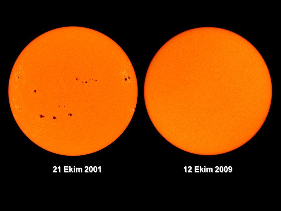 21 Ekim 2001 12 Ekim 2009