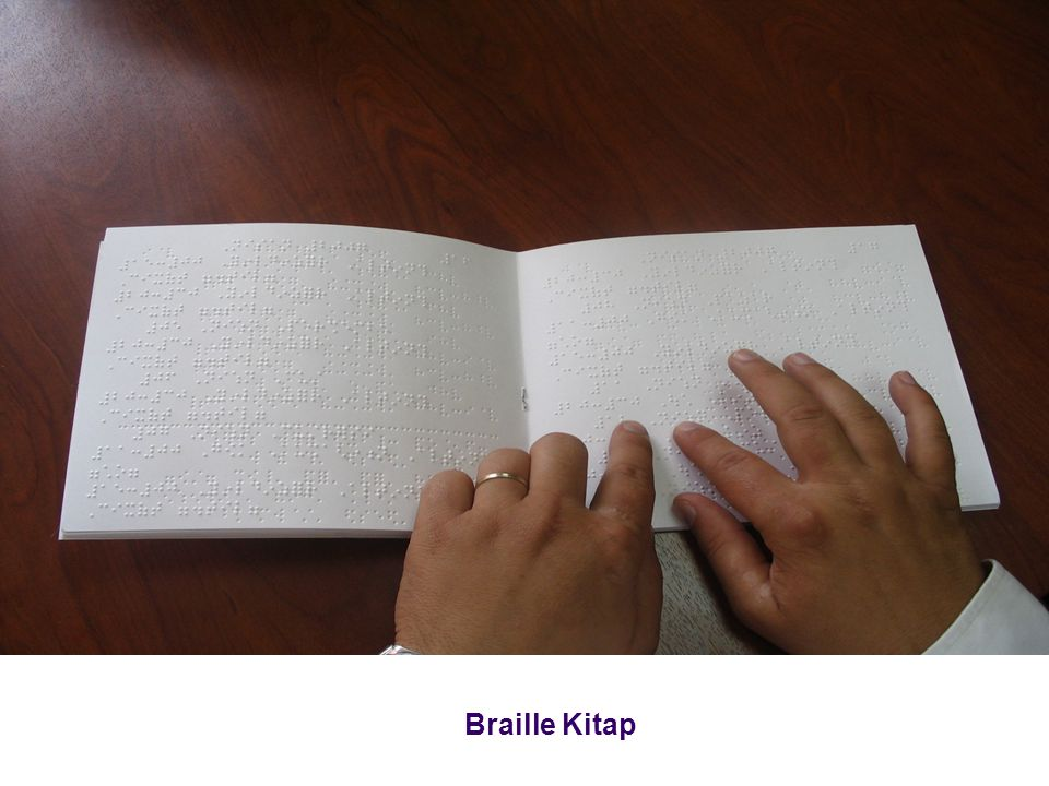 Braille Kitap