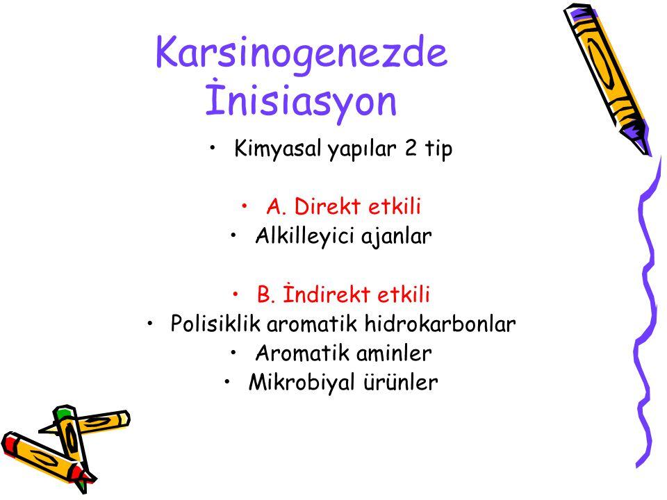 Karsinogenezde İnisiasyon