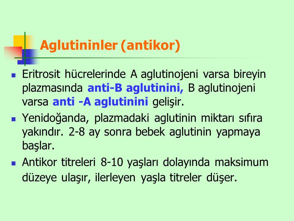 Aglutininler (antikor)