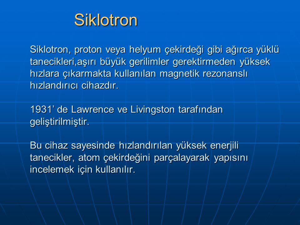 Siklotron