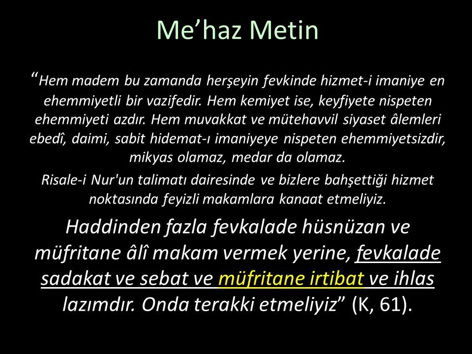 Me'haz Metin