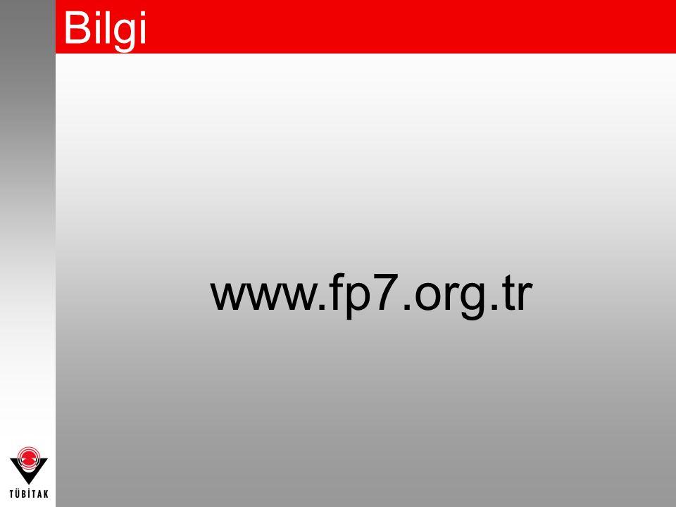Bilgi www.fp7.org.tr