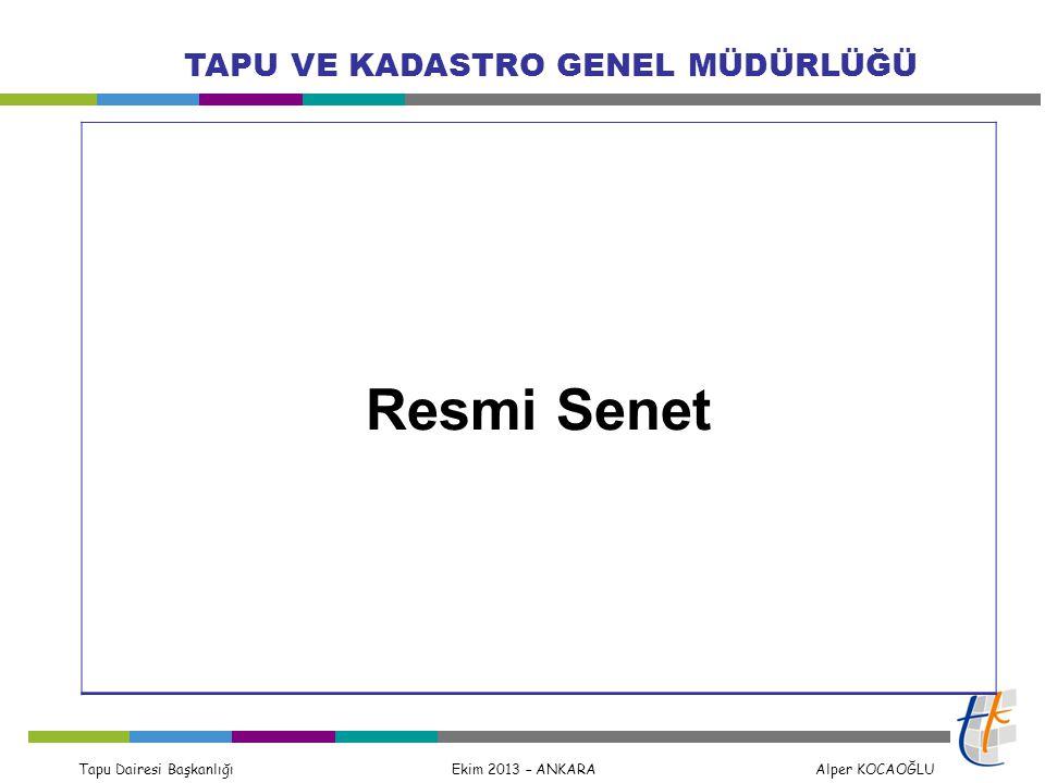 Resmi Senet