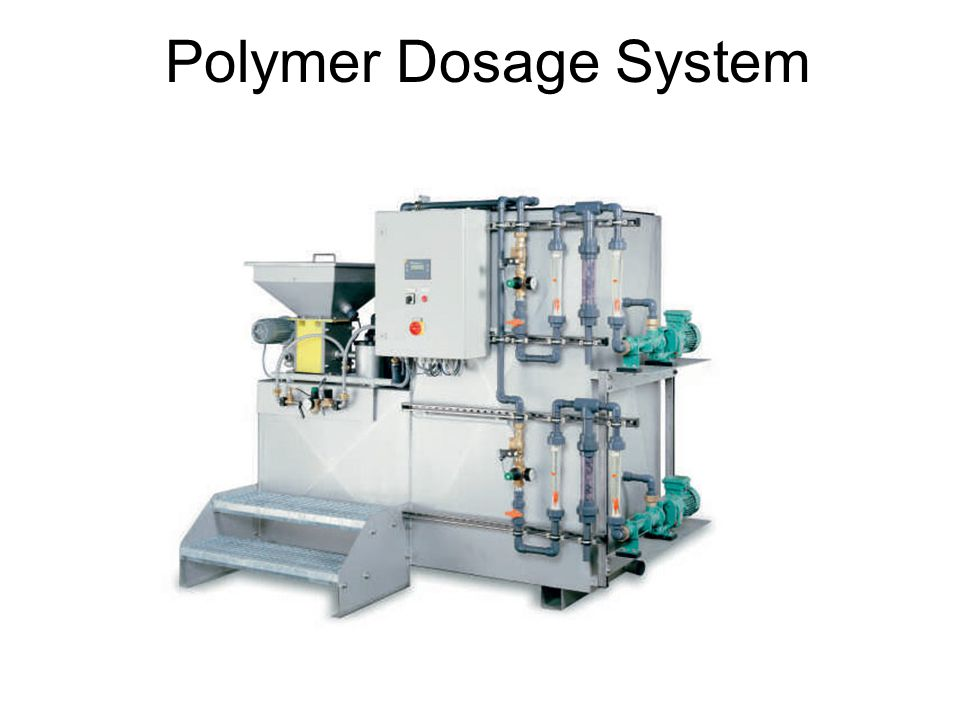 Polymer Dosage System
