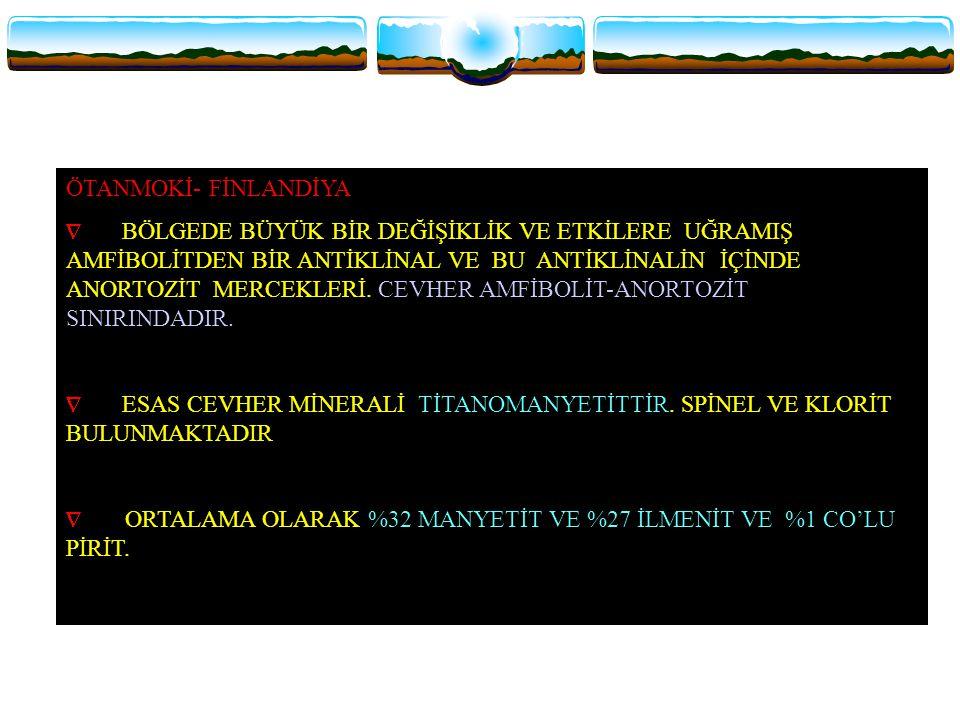 ÖTANMOKİ- FİNLANDİYA