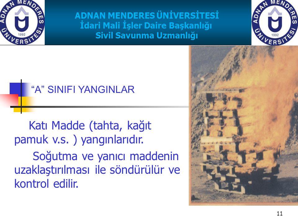 ADNAN MENDERES ÜNİVERSİTESİ