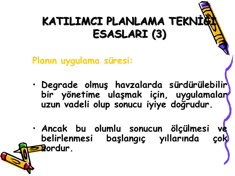 KATILIMCI PLANLAMA TEKNİĞİ ESASLARI (3)