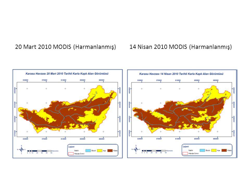20 Mart 2010 MODIS (Harmanlanmış)