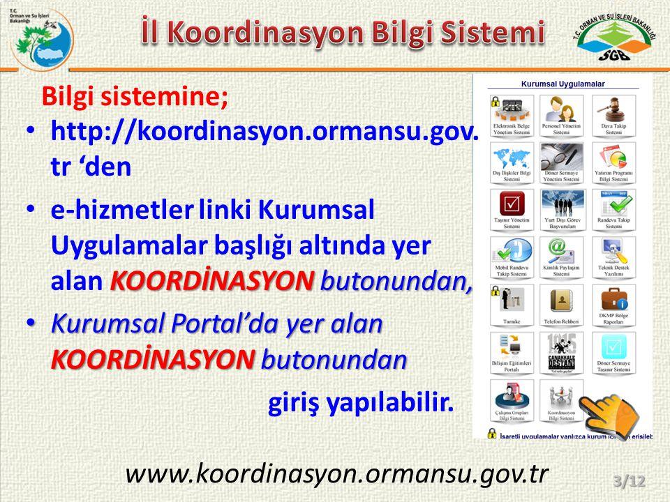 İl Koordinasyon Bilgi Sistemi