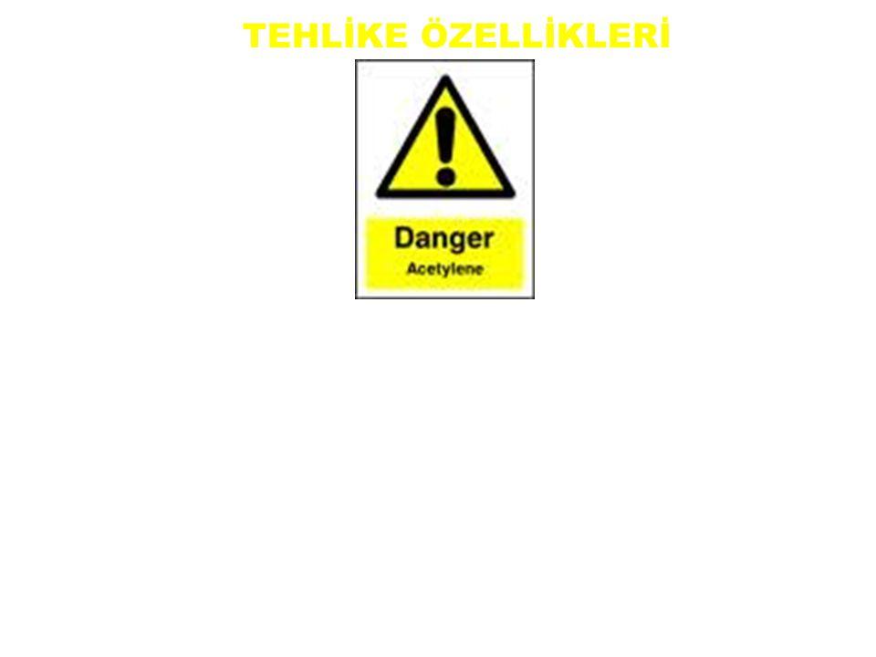 TEHLİKE ÖZELLİKLERİ