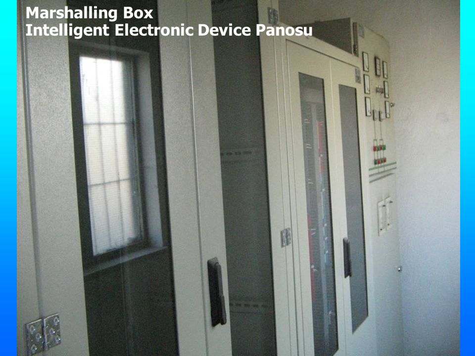 Marshalling Box Intelligent Electronic Device Panosu