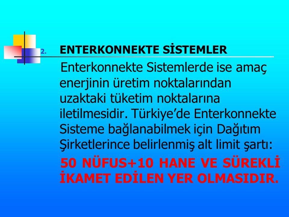 50 NÜFUS+10 HANE VE SÜREKLİ İKAMET EDİLEN YER OLMASIDIR.