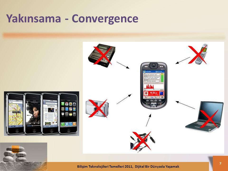 Yakınsama - Convergence