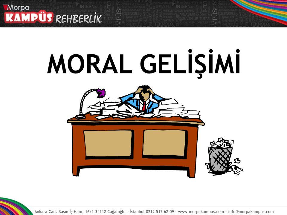 MORAL GELİŞİMİ