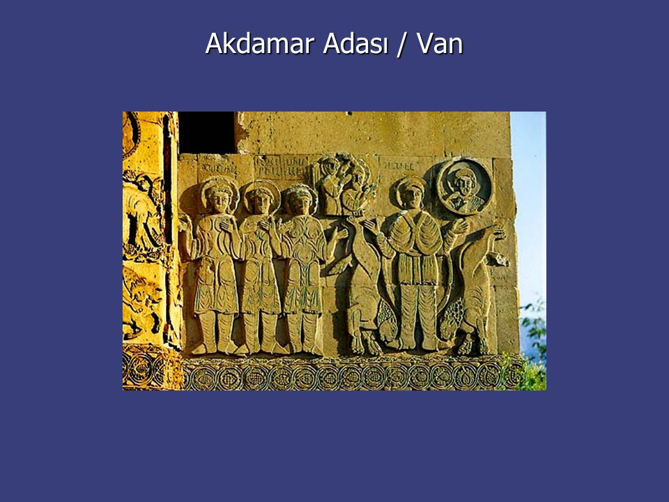 Akdamar Adası / Van