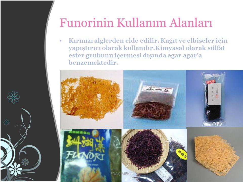 Funorinin Kullanım Alanları