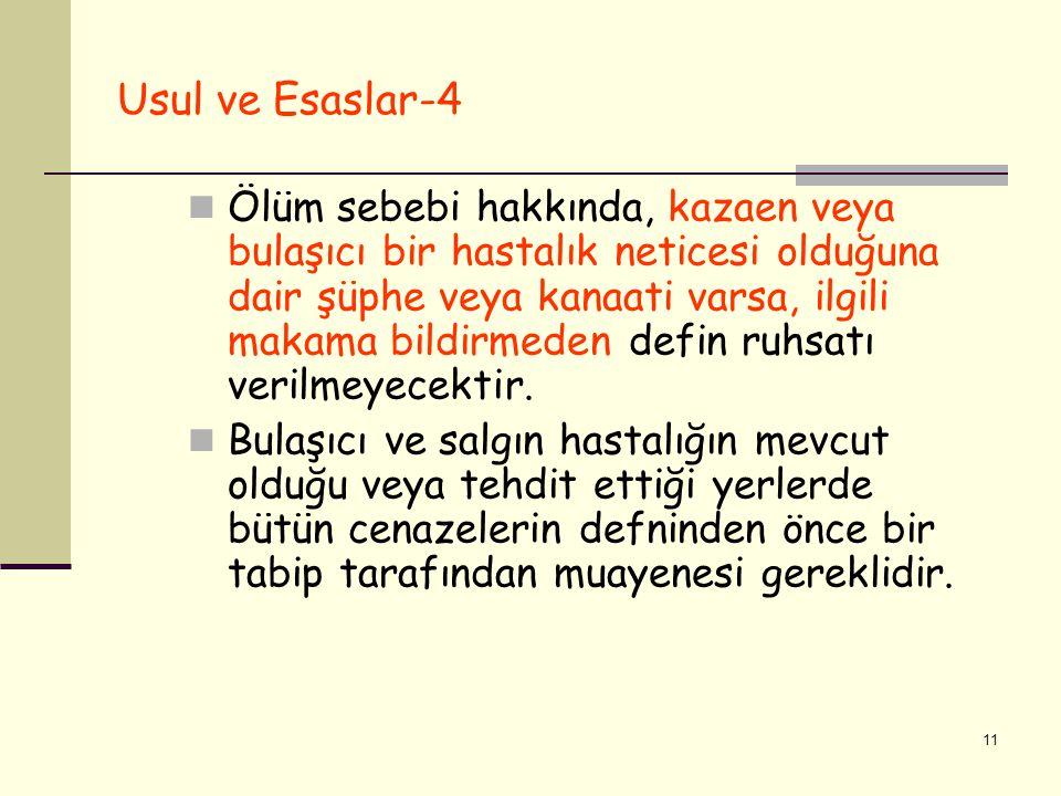 Usul ve Esaslar-4