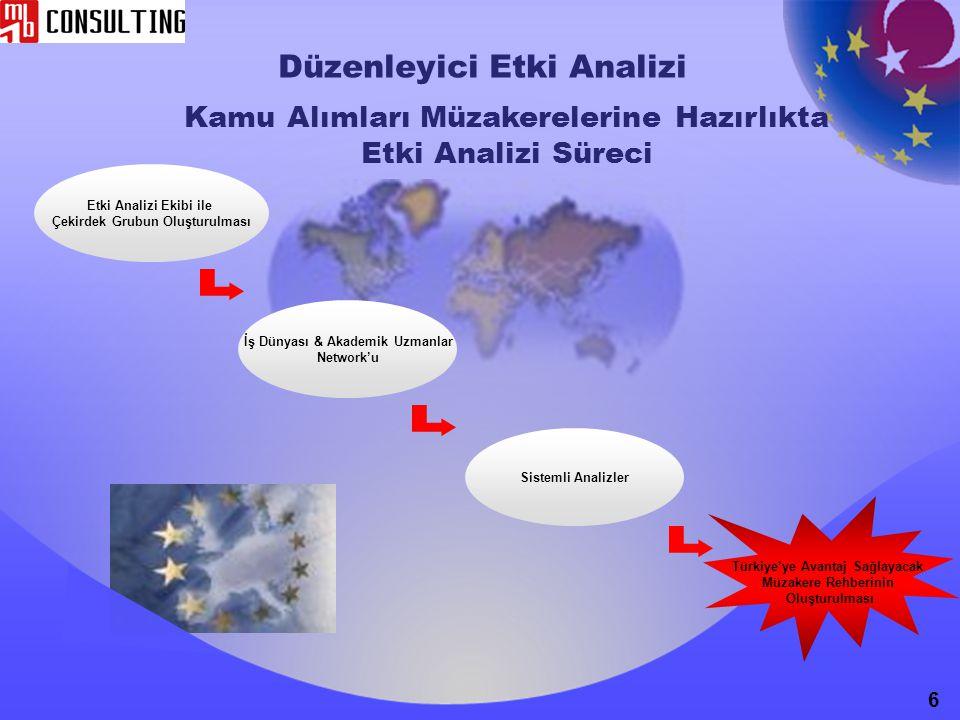 Düzenleyici Etki Analizi