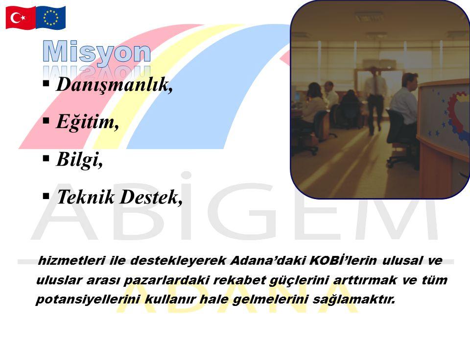 Misyon Danışmanlık, Eğitim, Bilgi, Teknik Destek,