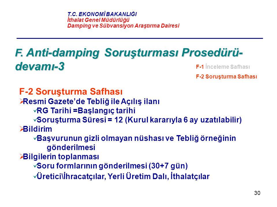 F. Anti-damping Soruşturması Prosedürü-devamı-3