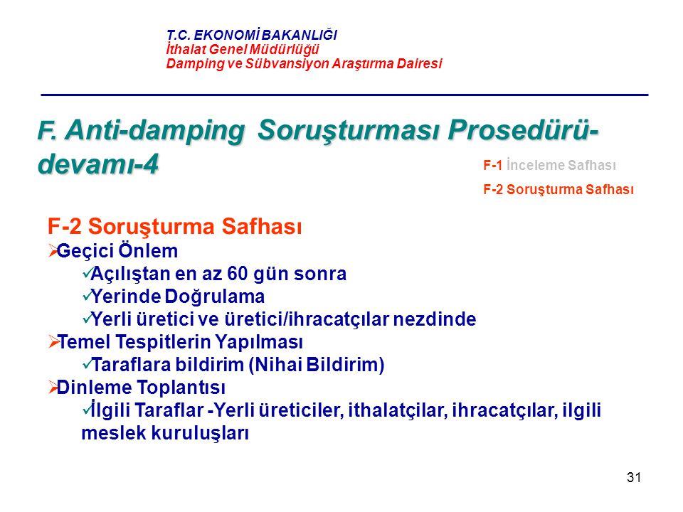 F. Anti-damping Soruşturması Prosedürü-devamı-4